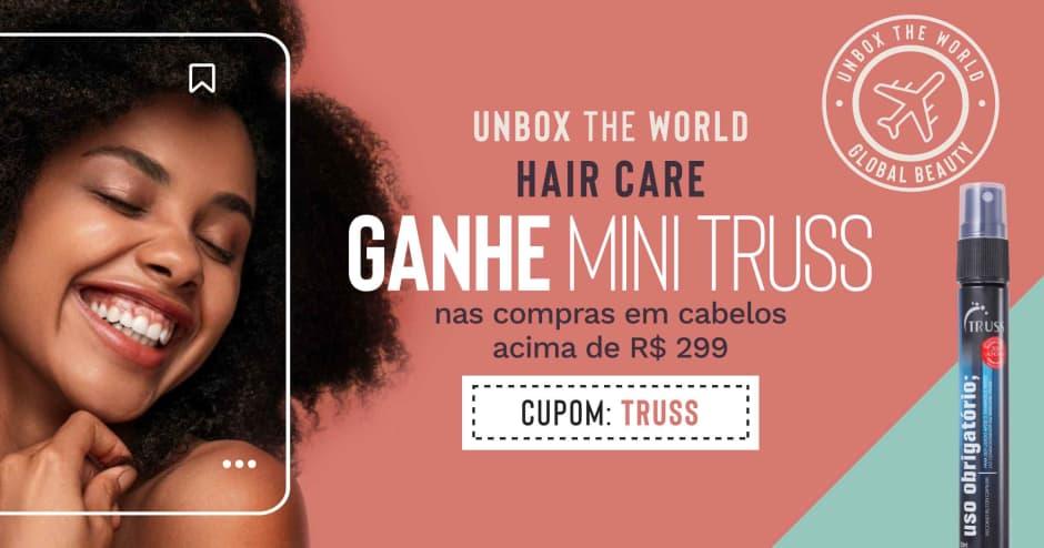 A revolução na maneira de cuidar dos cabelos de forma profissional a um clique ;)