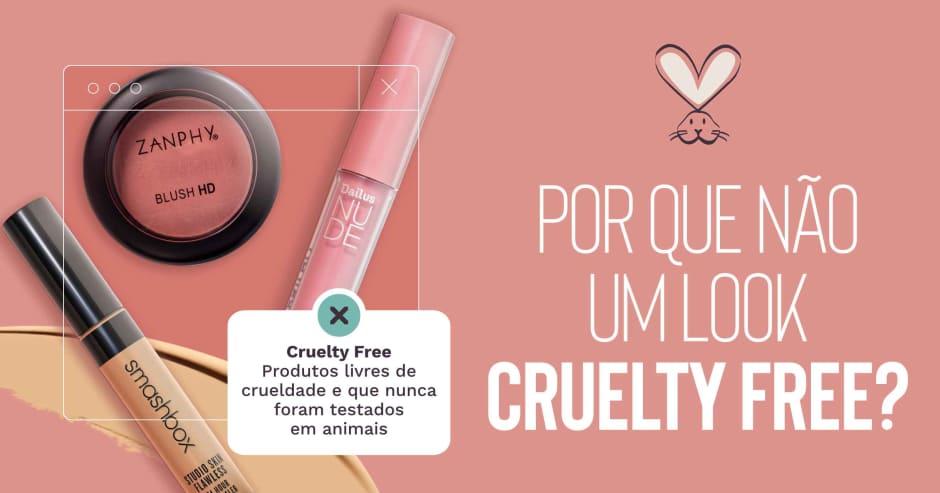 Marcas incríveis que apoiam a luta contra o uso de animais na produção de cosméticos