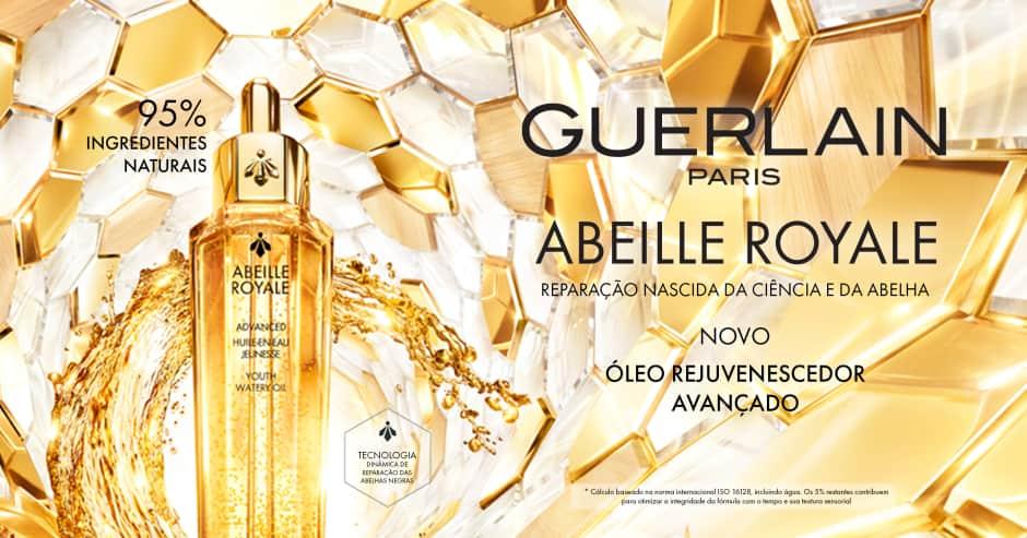 Banner - Guerlain Abeille Royale