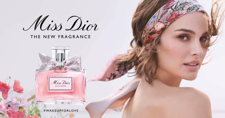 Banner Miss Dior 1