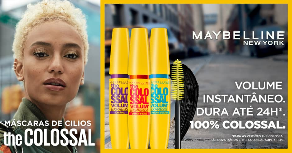 Banner - Maybelline Colossal