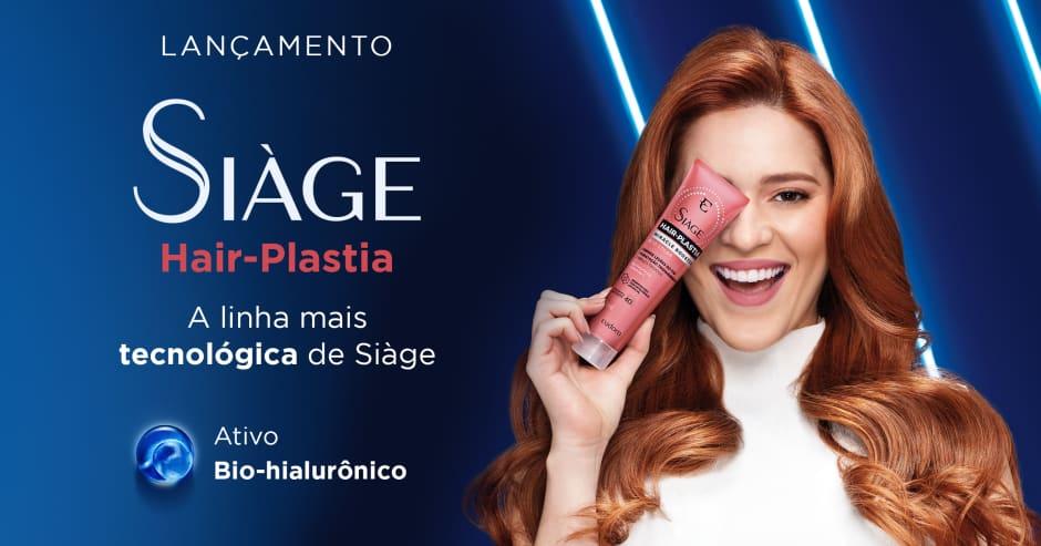 Lançamento Hair Plastia