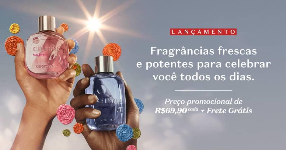 Conheça a nova marca de perfumaria de O Boticário!