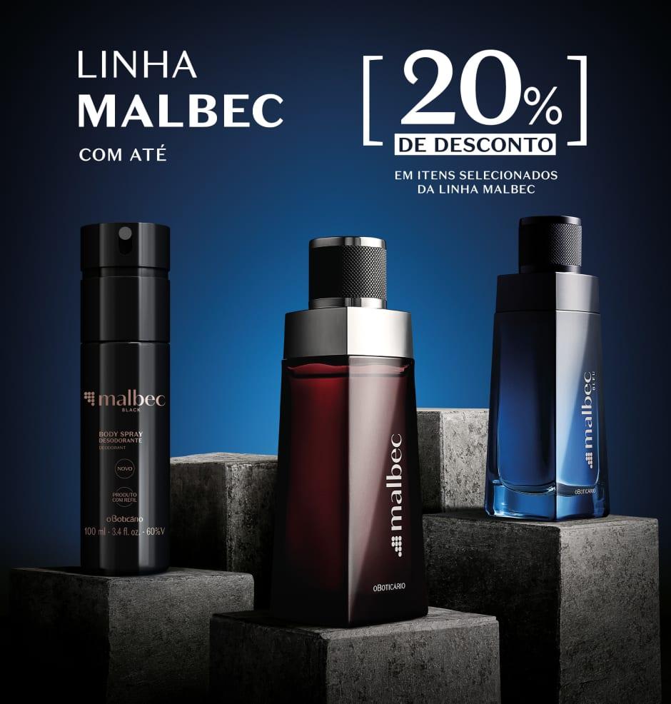 A personalidade de Malbec em promoção de até 20%OFF!