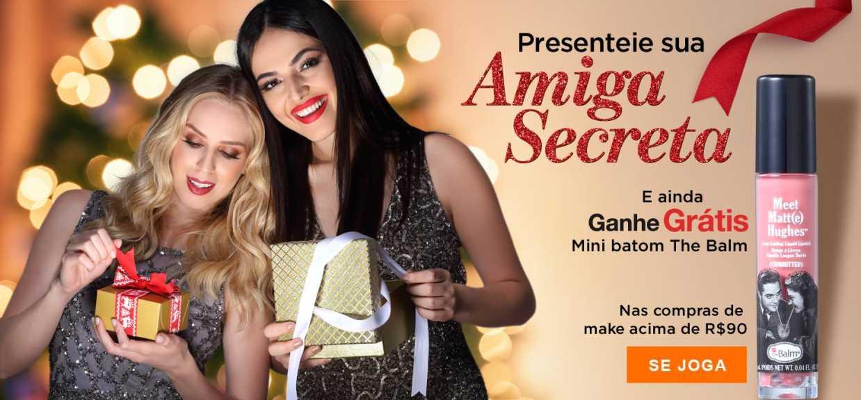 Maquiagem 1: Amiga secreta The Balm