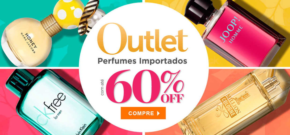 Perfumes: outlet 60off
