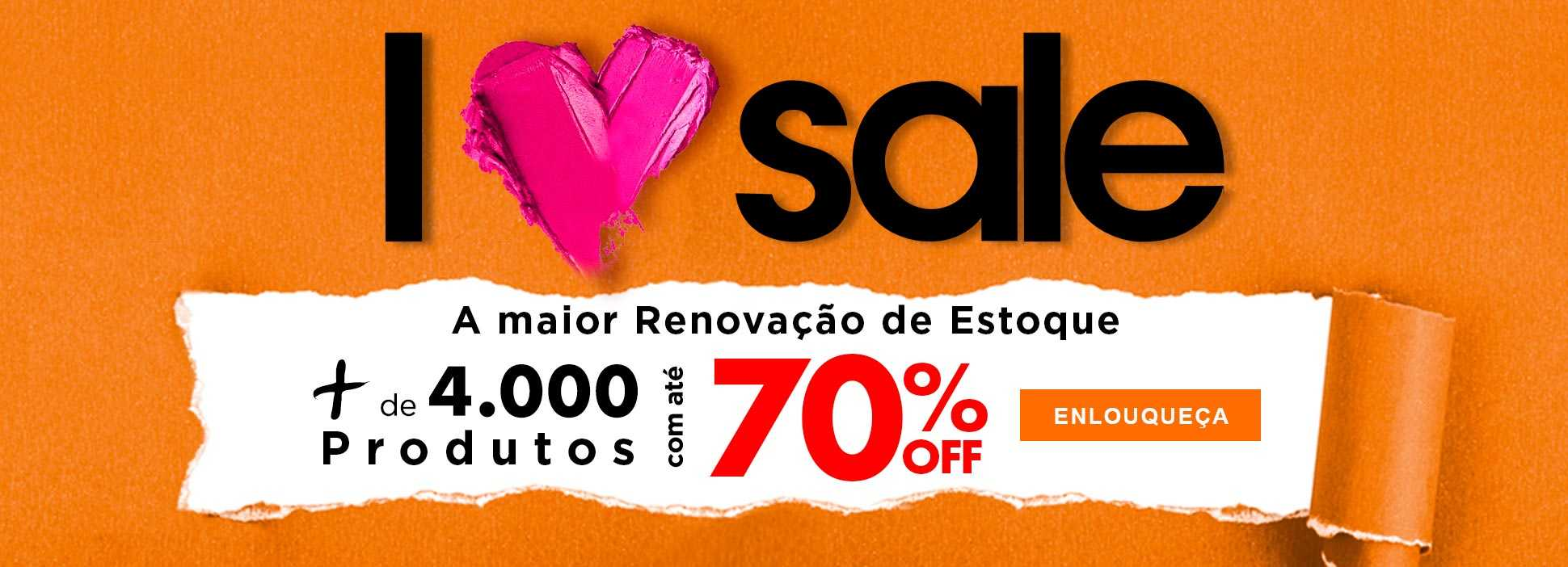 Home: I Love Sale