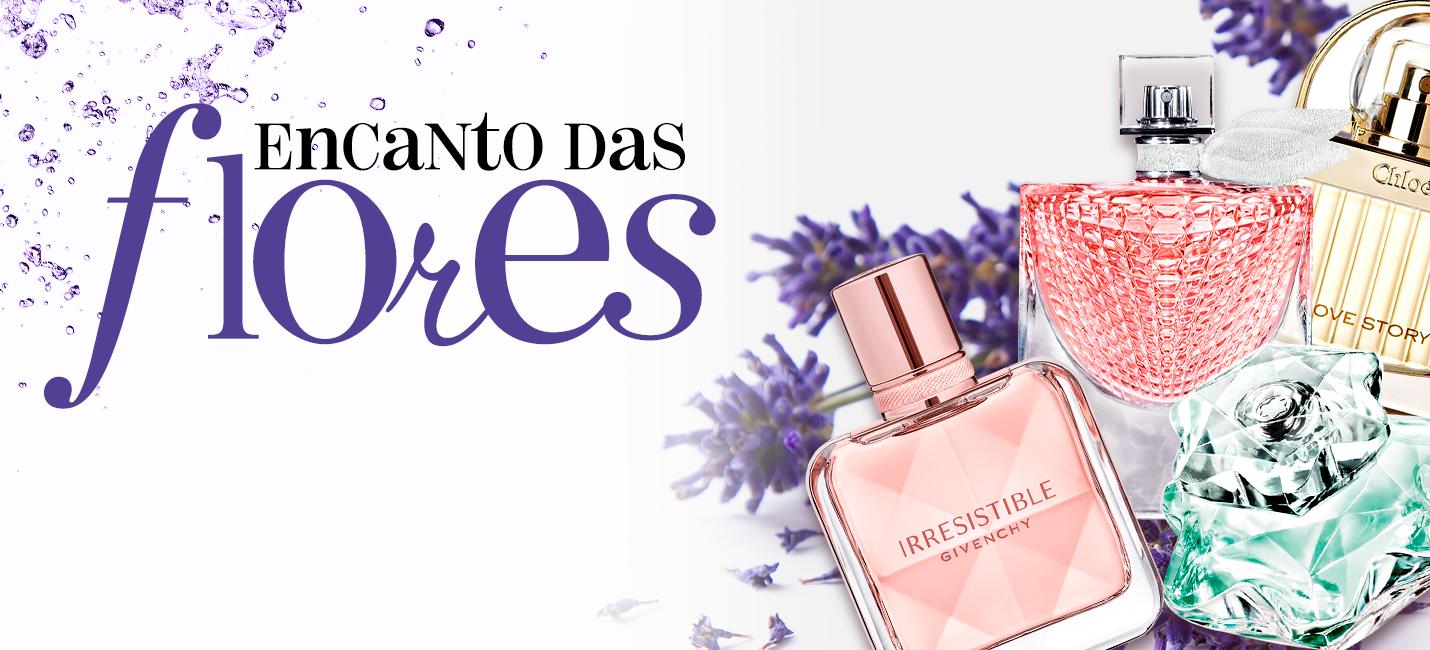 Top 4 perfumes florais clássicos