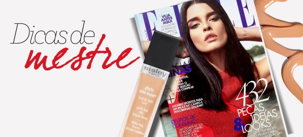 Novidades de maquiagem nas revistas de agosto
