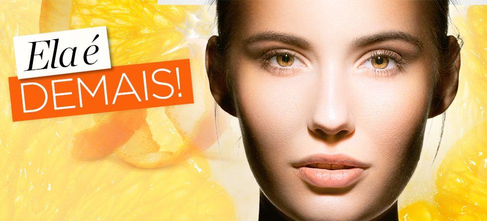 Os benefícios da vitamina C para a pele