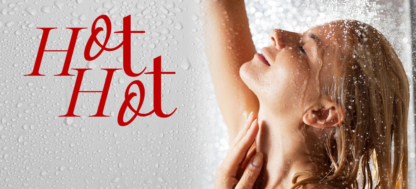 Por que evitar banho quente demais?