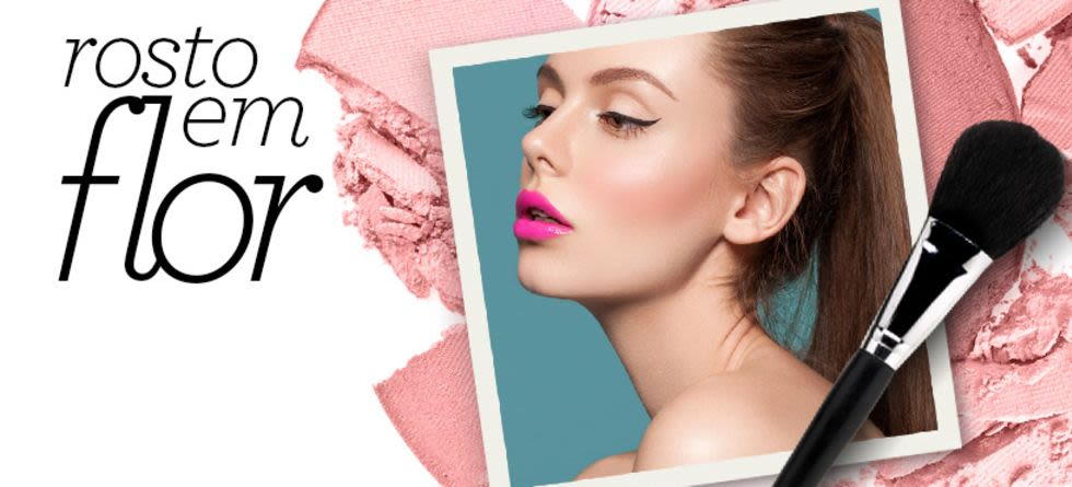 O blush ideal para cada tom de pele