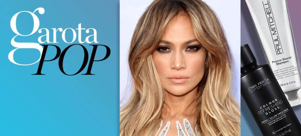 Cabelo de Jennifer Lopez