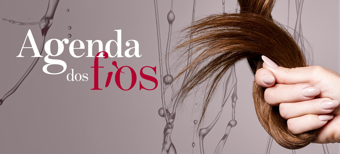 Frequência ideal dos cuidados com os cabelos