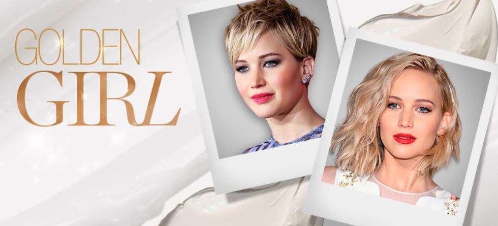 Cabelo de Jennifer Lawrence