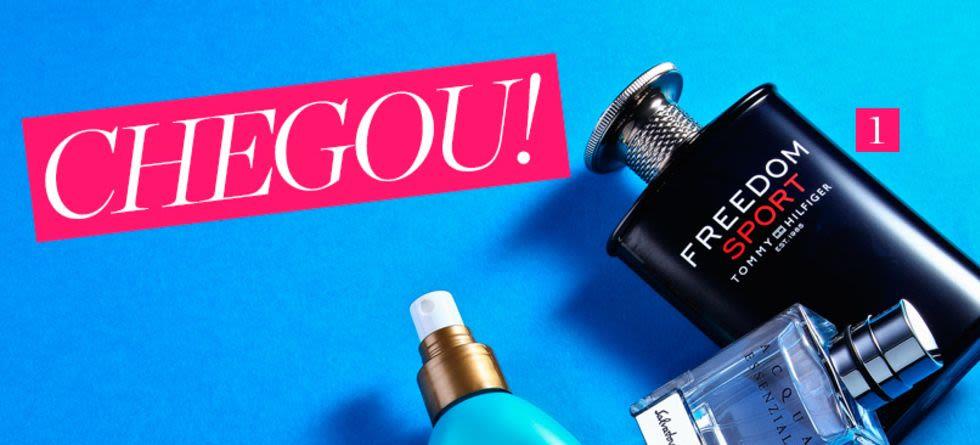 Lançamentos de produtos de beleza fevereiro