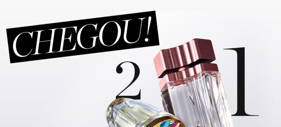 Novidades em perfumes femininos importados