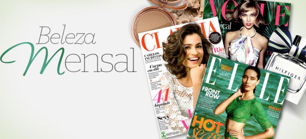 Revistas femininas de novembro