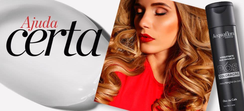 Acessórios e produtos certos para o cabelo