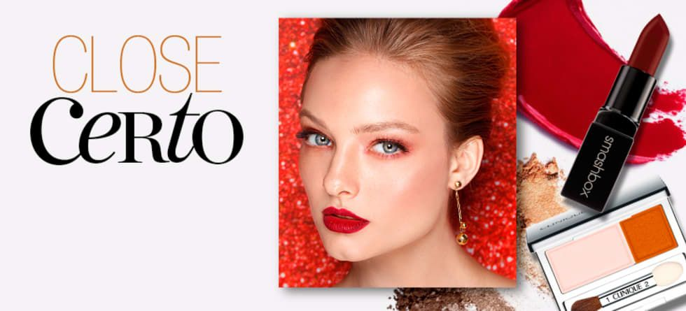 Maquiagem para festa de fim de ano