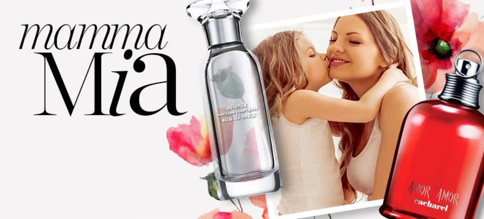 Perfume de presente para o Dia das Mães