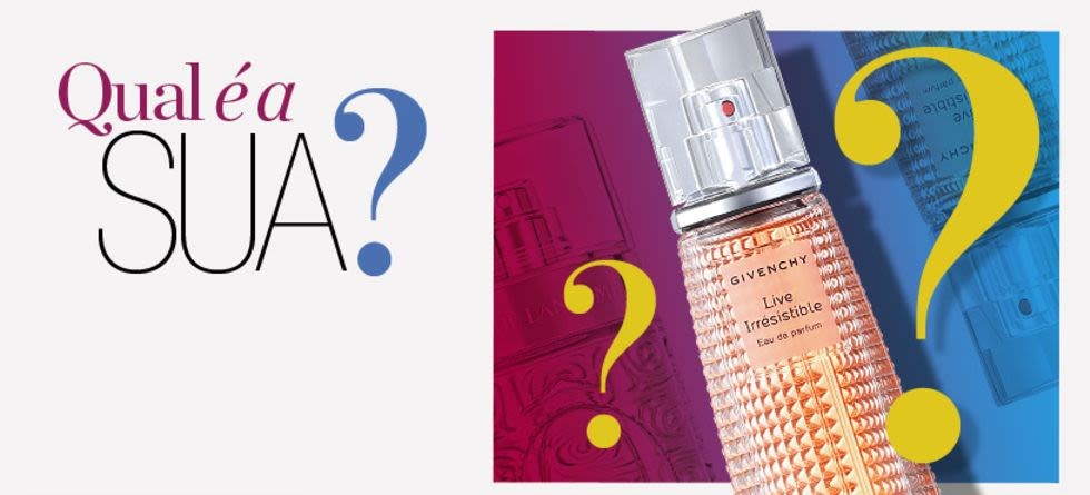 Como escolher perfume perfeito