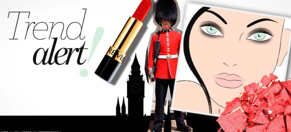 Maquiagem London Fashion Week