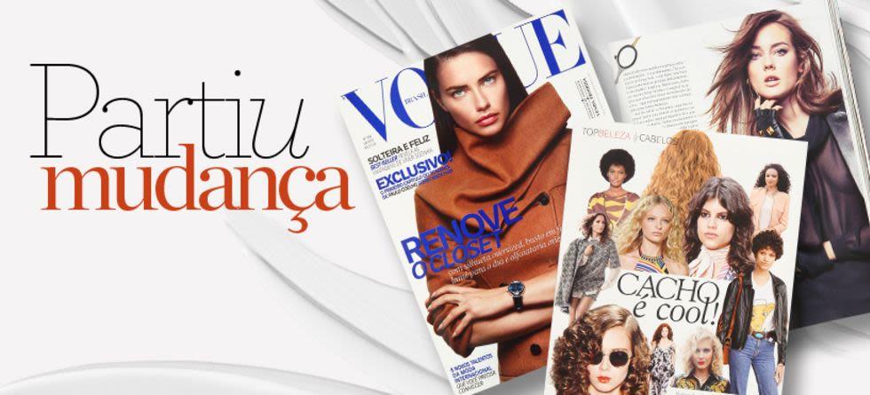 Novidades sobre cabelo nas revistas de agosto 2016