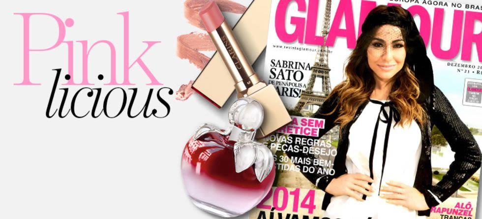 Revistas femininas de dezembro - Glamour