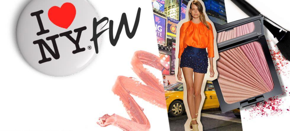Maquiagem New York Fashion Week 2014