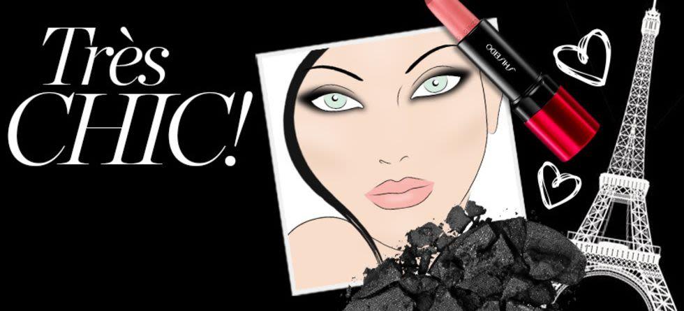 Maquiagem Paris Fashion Week 2014