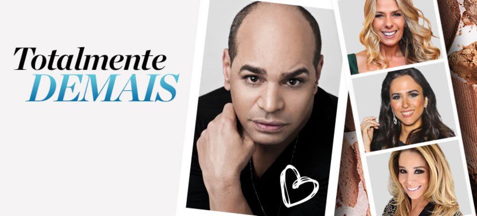 Maquiagem das famosas com Kaká Moraes