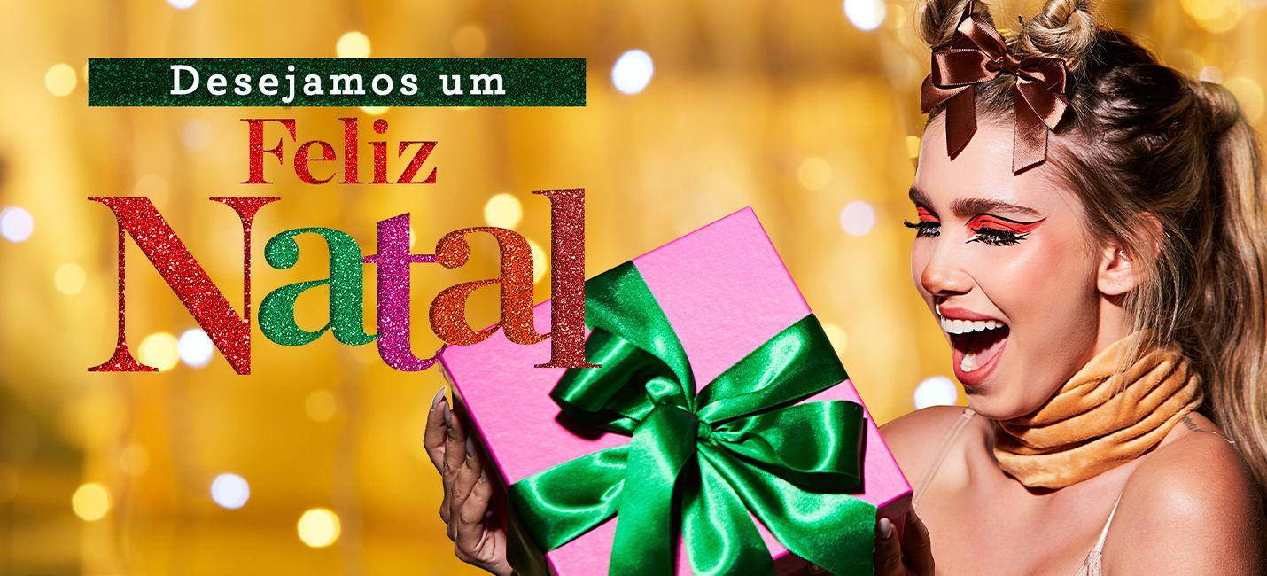 Feliz Natal #NatalDiversasImaginações