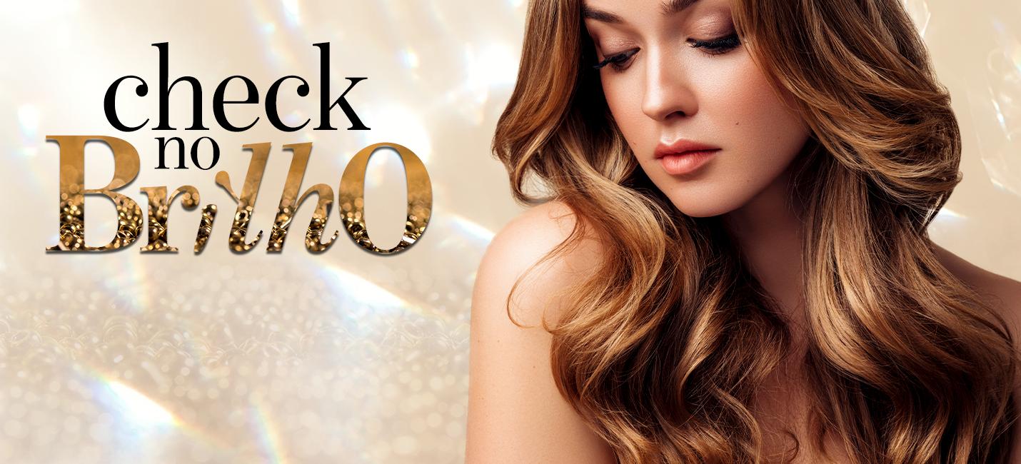Como trazer brilho para cabelos ressecados