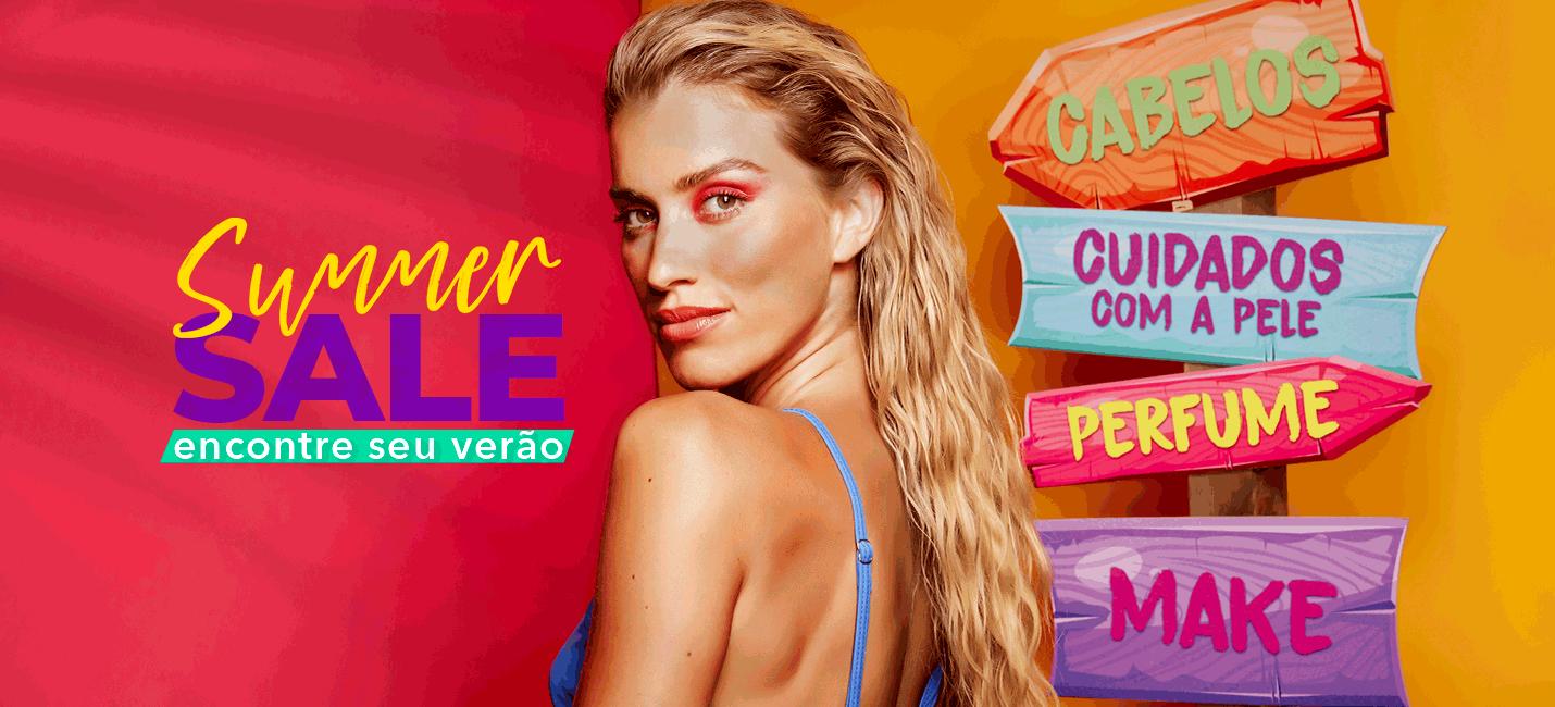 Summer Sale: encontre seu verão