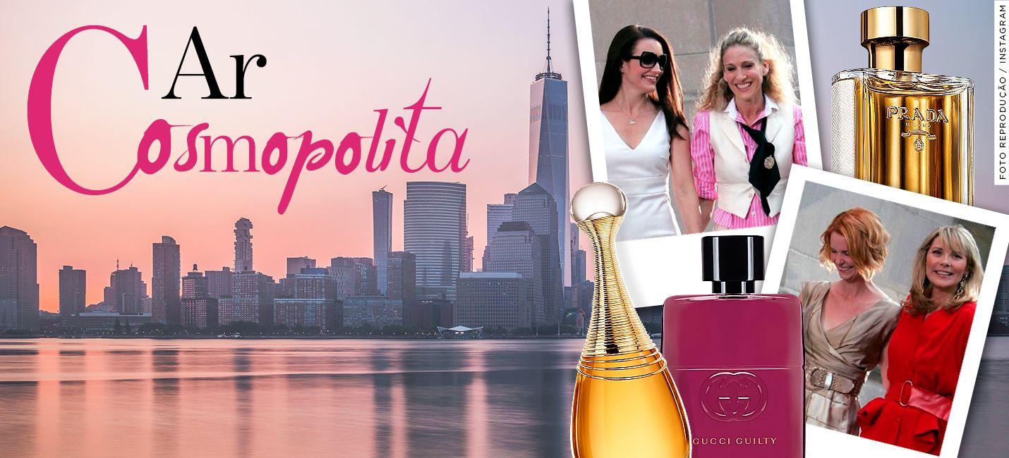 Sex and The City: tipos de perfume das personagens