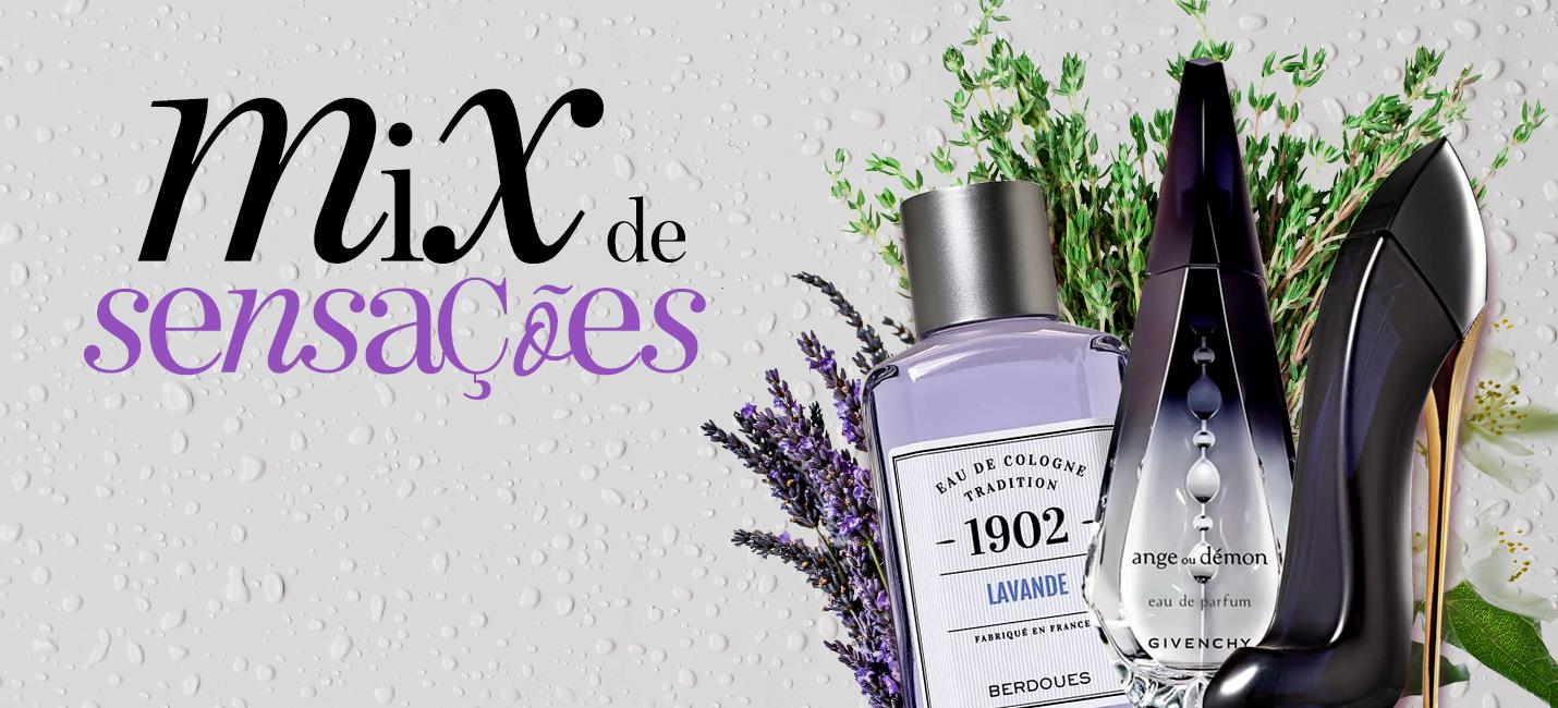 Para cada fragrância, um significado