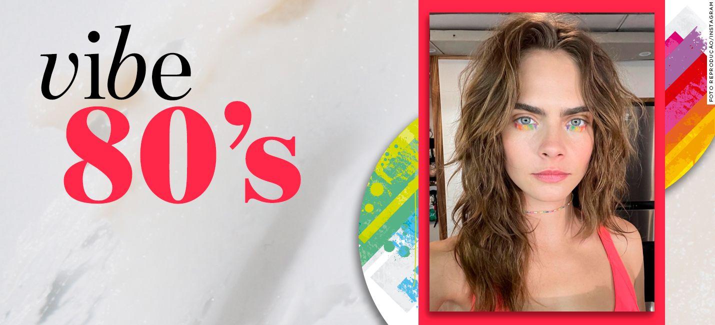 Tudo sobre o novo cabelo da Cara Delevingne