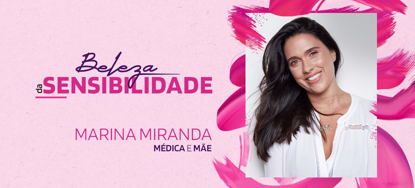 Beleza de ser Mulher com Marina Miranda