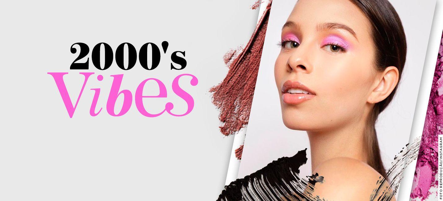 Maquiagem anos 2000 voltou com tudo: como usar