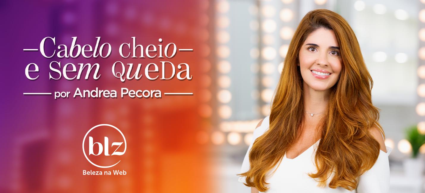 Tratamento para queda de cabelo com Andrea Pecora e Nioxin