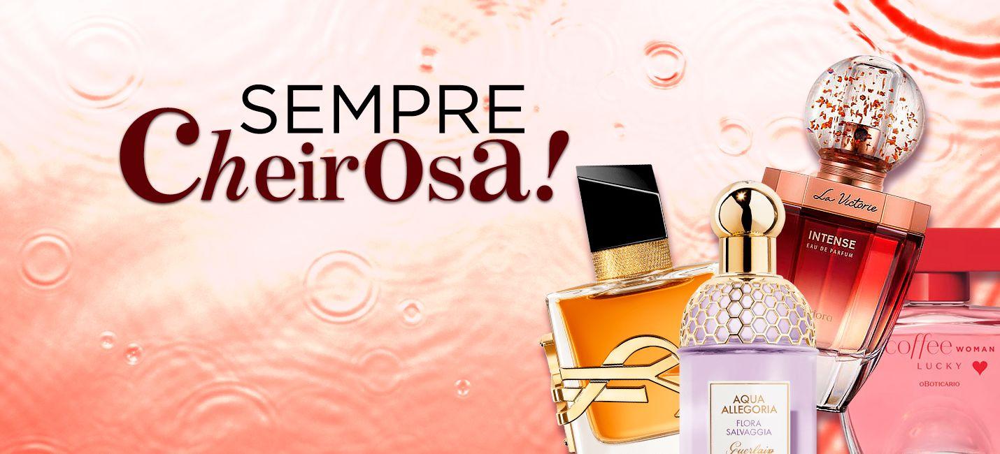 Melhores perfumes femininos 2021