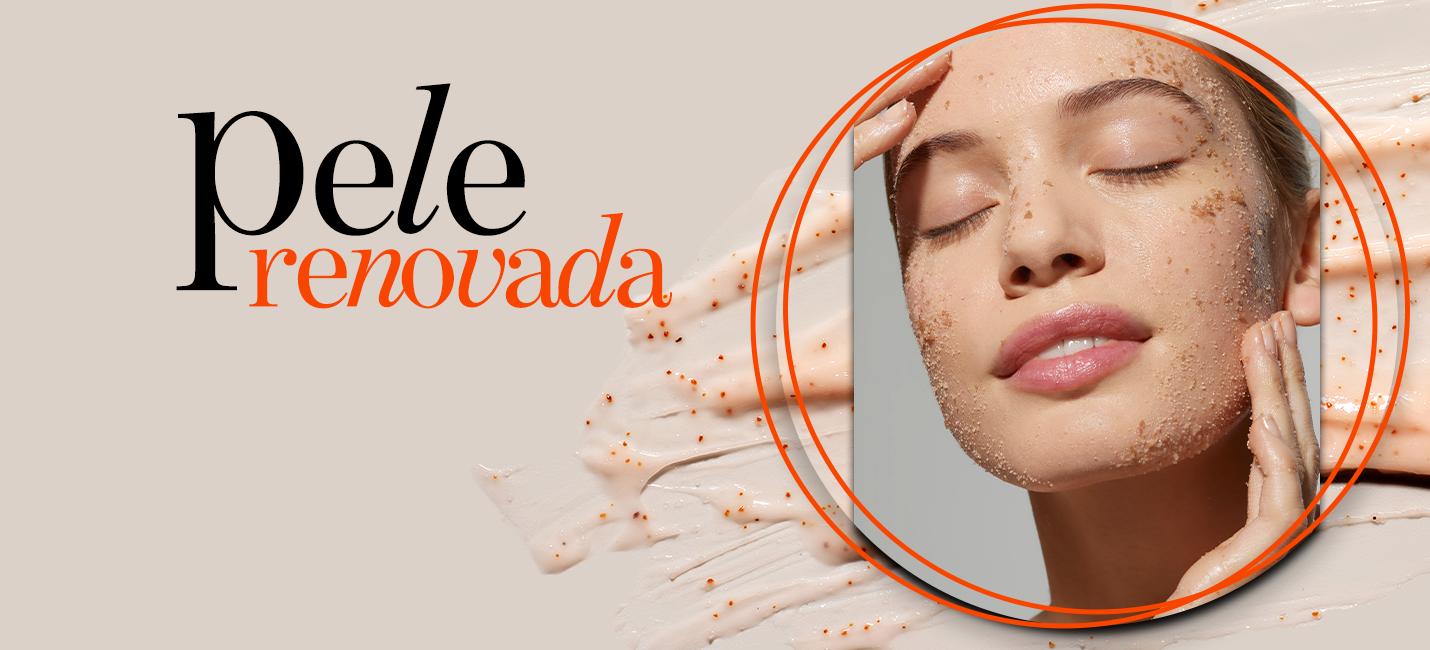 Conheça os três tipos de esfoliante facial