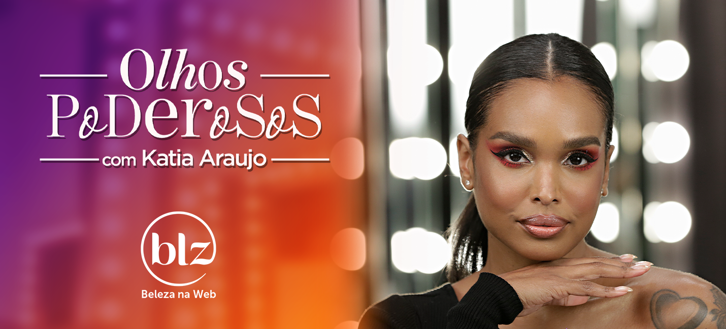 Maquiagem poderosa para olhos com Katia Araújo e M·A·C