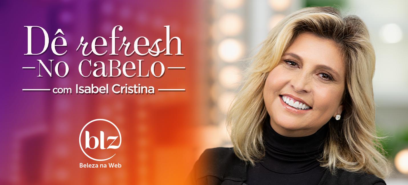 Novo shampoo a seco Kérastase com Isabel Cristina