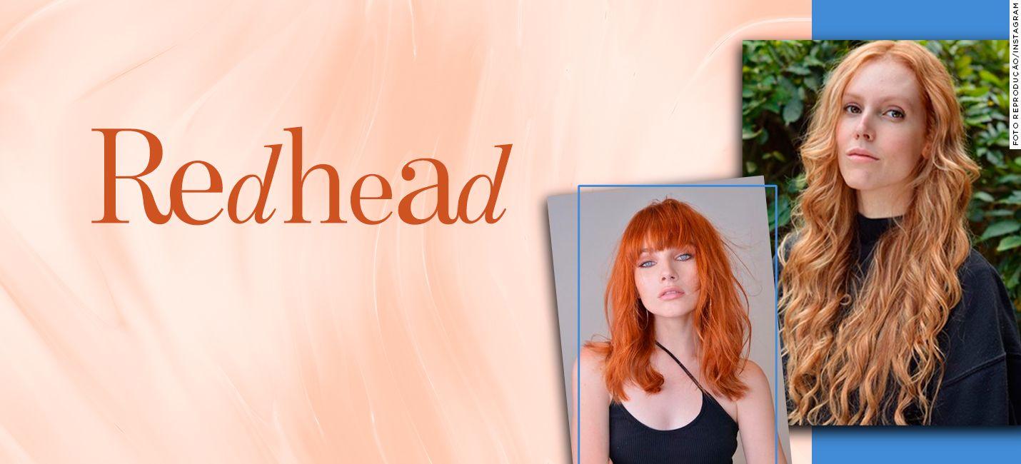 Tons de cabelo ruivo: qual combina com você