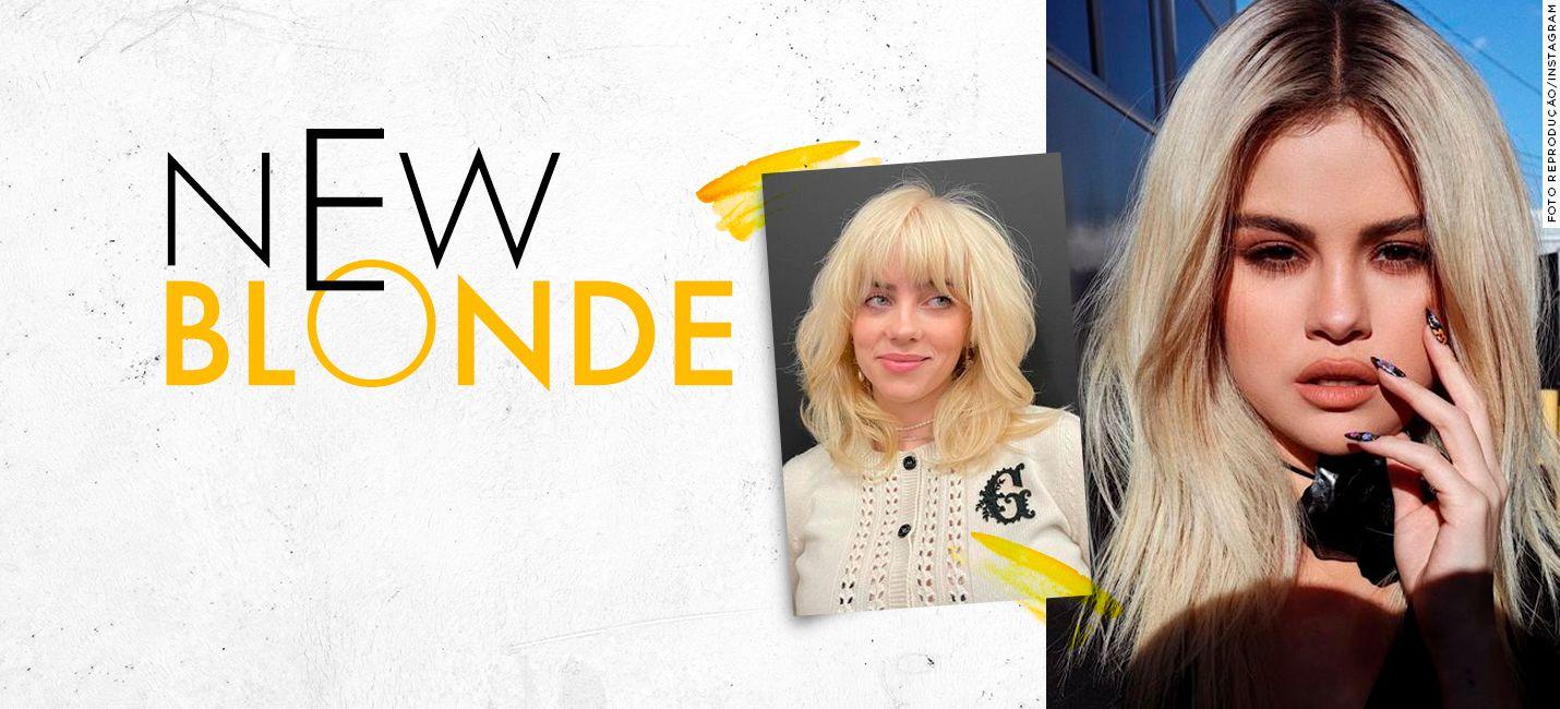 Vintage blonde: a nova versão do loiro platinado