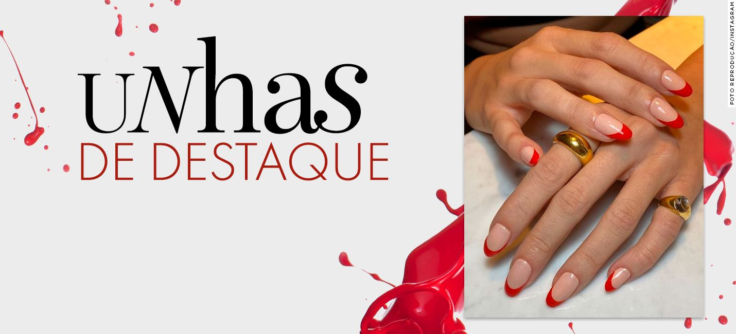 A nova francesinha: 3 dicas para atualizar a nail art