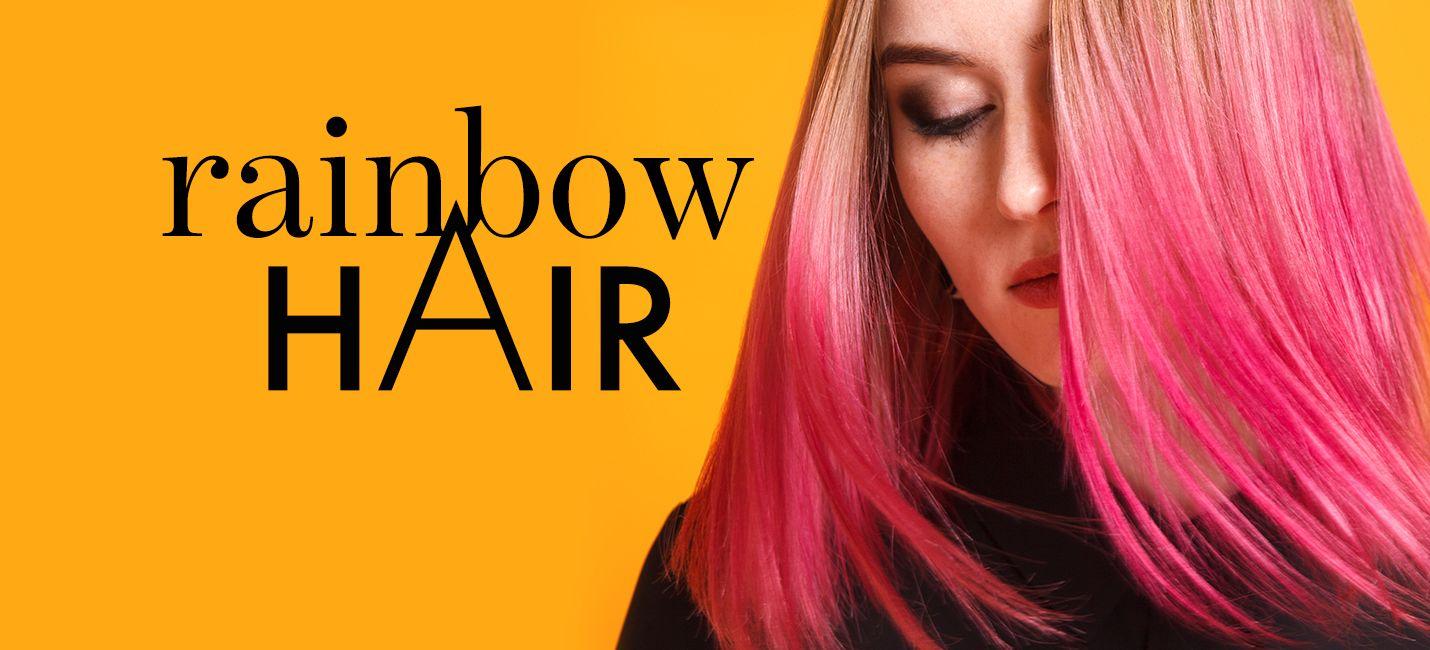 10 inspirações de cabelos coloridos