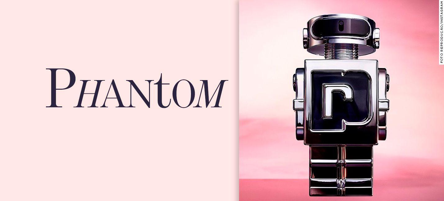 Phantom: o perfume robô de Paco Rabanne